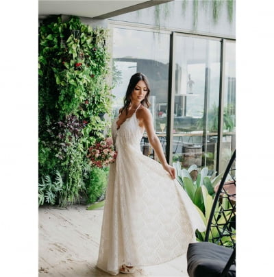 Vestido de noiva Cristine