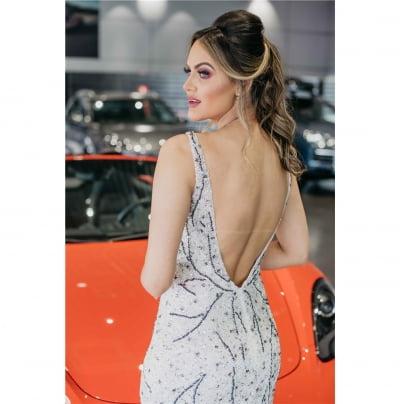 Vestido de Festa Miss